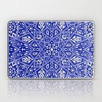 Amirah Blue Laptop & iPad Skin