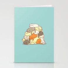 Meowtain Stationery Cards