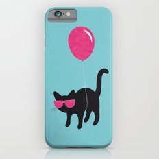 Cool Cat travels like this Slim Case iPhone 6s