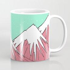 The mountains and the sky  Mug