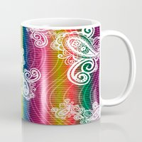 Paisley Wave Dream Mug