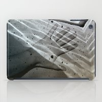 Wading In The Water iPad Case