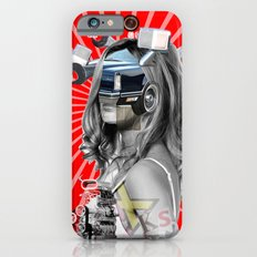 CNN War Theme · Monolit… iPhone 6 Slim Case