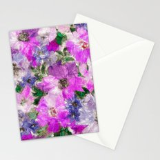 Splendid Flowers Stationery Cards