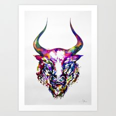 Philosopher Art Print