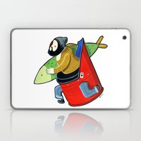 MORO Brother A Laptop & iPad Skin