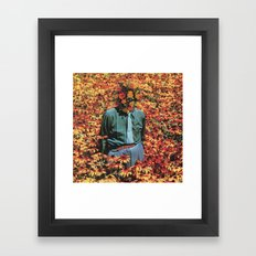 Pot Head Framed Art Print