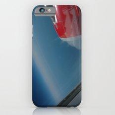 deep blue skies iPhone 6 Slim Case