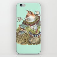 Quilted Comrades In The … iPhone & iPod Skin