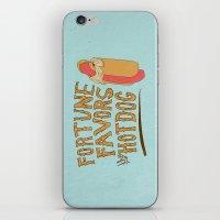 LUCKY DOG iPhone & iPod Skin