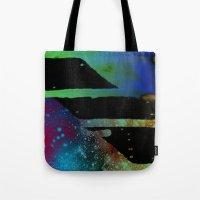 Drip Tote Bag