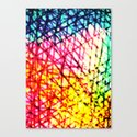 Vibrant Summer  Canvas Print