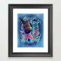 Those Who Wander Are Not Always Lost Framed Art Print