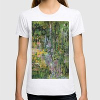 Giverny Womens Fitted Tee Ash Grey SMALL