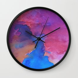 Wall Clock - Close Your Eyes - DuckyB
