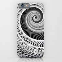 Black And White Skeletal… iPhone 6 Slim Case