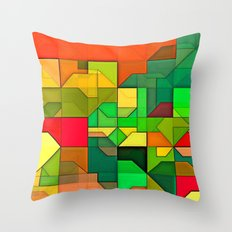 Dreams of Reason 2 Throw Pillow