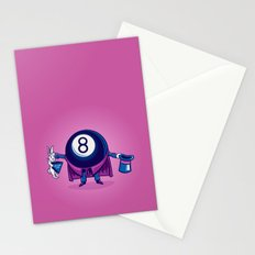 The Magic Eight Ball Stationery Cards