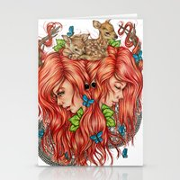 Jessa Stationery Cards