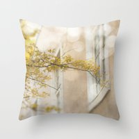 Dreamers Of The Day Throw Pillow