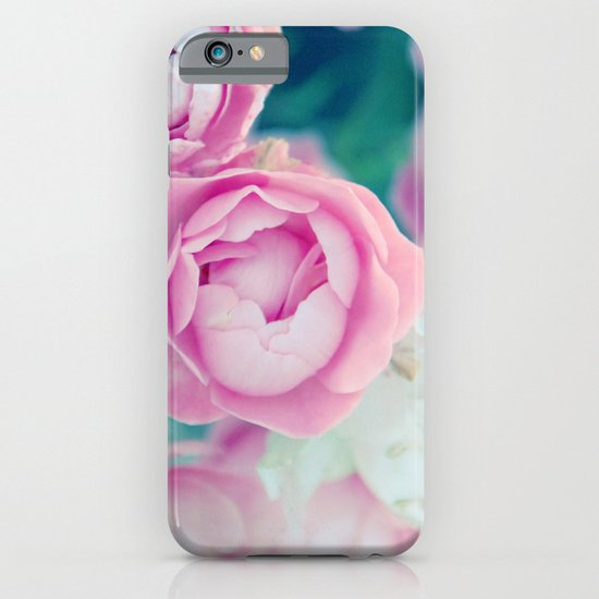 Miss Rose iPhone & iPod Case