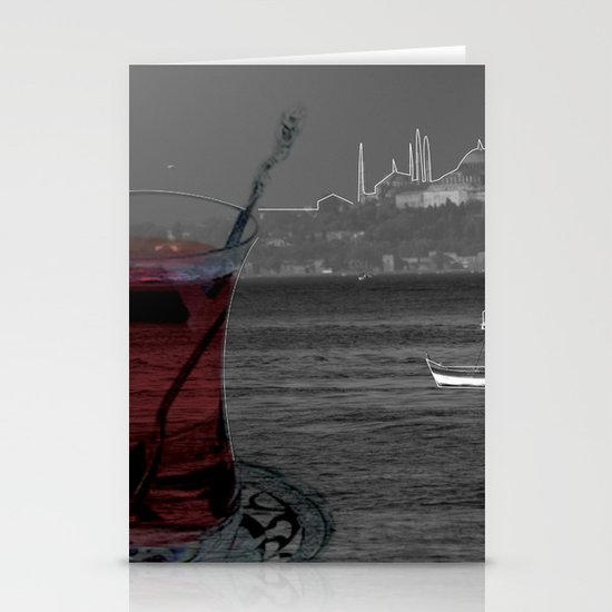 istanbul Stationery Card