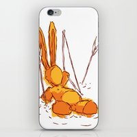 On The Losing Side iPhone & iPod Skin