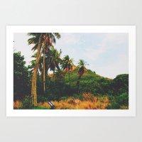 Maui- Paradise Art Print