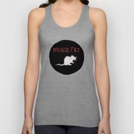 Mouse Rat Unisex Tank Top