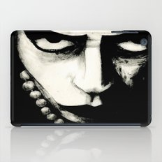 THE ROCKY HORROR PICTURE SHOW - DETAIL II  iPad Case