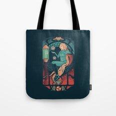 Aran Nouveau Tote Bag