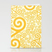Swirled Stationery Cards
