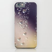 iPhone & iPod Case featuring Raindrops I by Melissa Contreras