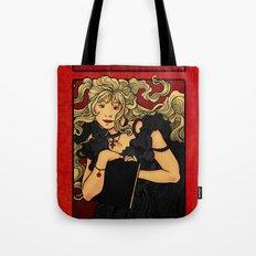 Shinigami Nouveau Tote Bag