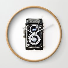Yashica Retro Vintage Camera Wall Clock