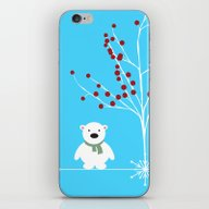 Winterland iPhone & iPod Skin