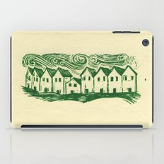 Sad Row iPad Case