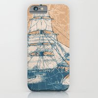 iPhone & iPod Case featuring Age of Exploration by Chase Kunz