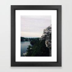 Kerhonkson, NY Framed Art Print