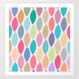 Art Print - Lovely Pattern II - KAPS Studio