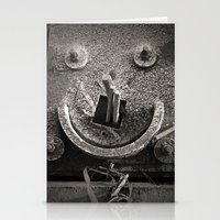 Architectural Smile Stationery Cards