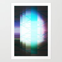Outside Art Print
