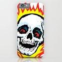 Skull 01 iPhone & iPod Case