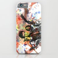 Fire Fly Portrait iPhone 6 Slim Case