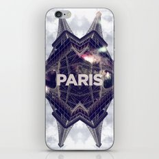 Paris I iPhone & iPod Skin
