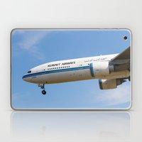 Kuwait Airlines Boeing 777 Laptop & iPad Skin