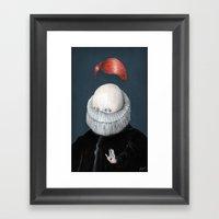 Encarnación: Doble Deid… Framed Art Print