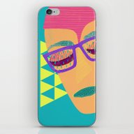 iPhone & iPod Skin featuring The Reader by Juni