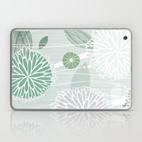 Abstract Floral By Frizt… Laptop & iPad Skin