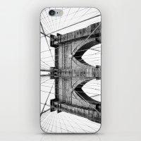 New York #3 iPhone & iPod Skin